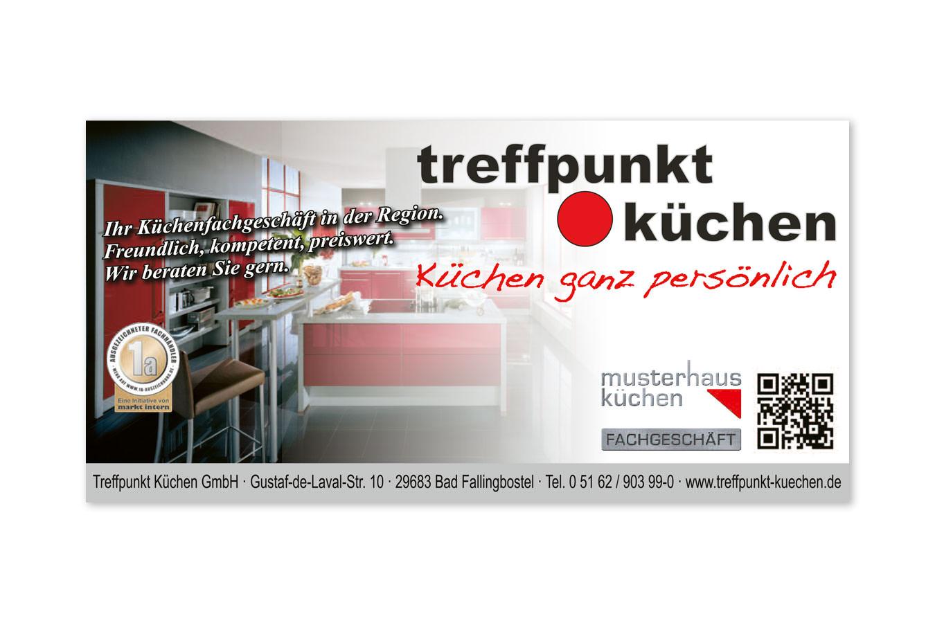 Über Treffunkt Küchen: Kompetenz, Qualität & faire Preise